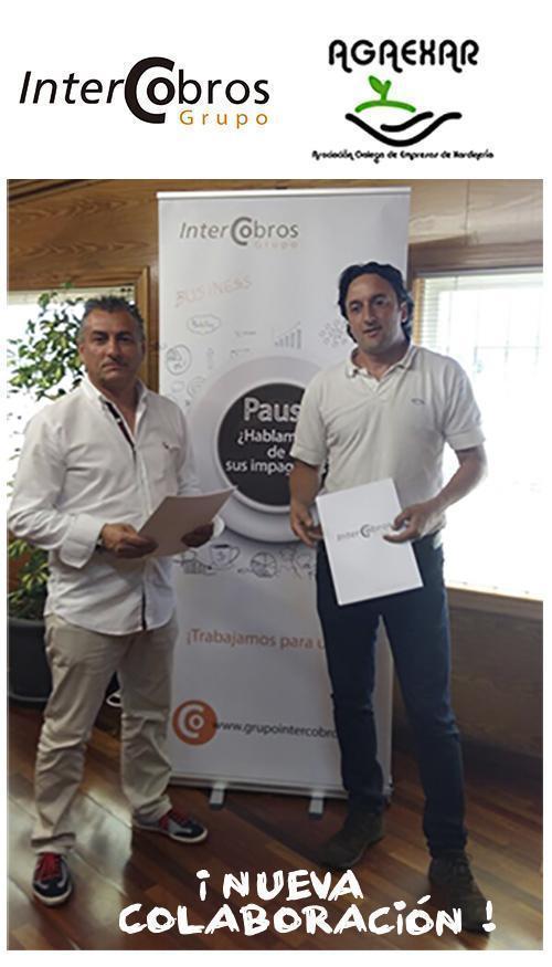 Convenio de colaboración con Agaexar
